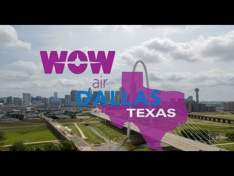 WOW AIR TRAVEL GUIDE APPLICATION | DALLAS, TX