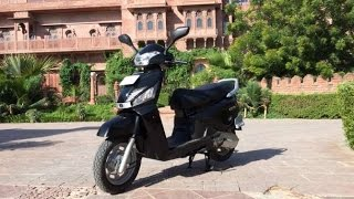 Mahindra Gusto | First Ride | Video Review | ZEEGNITION