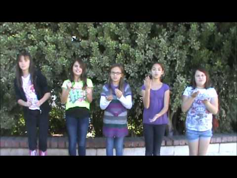 Girl Scout Promise in ASL - YouTube
