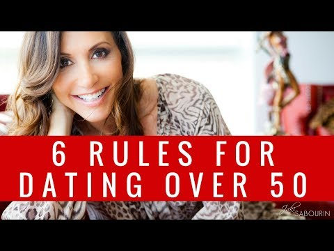 6 Rules For Dating Over 50| Engaged At Any Age - Coach Jaki