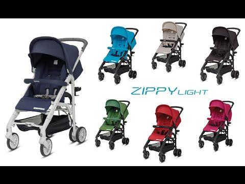 Inglesina Zippy Light - YouTube af3a2c1415
