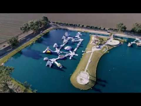 AQUAGLIDE Aquapark | Owner Testimonial | Velocity Island Cable Park in Woodland, California USA