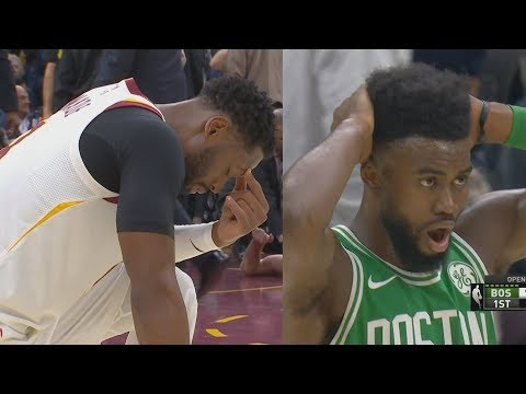 LeBron James vs Kyrie Irving 1st Meeting! Gordon Hayward Injury  Celtics vs Cavs