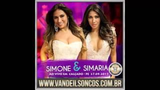 SIMONE & SIMARIA  EM CALÇADO - PE 27 09 2015