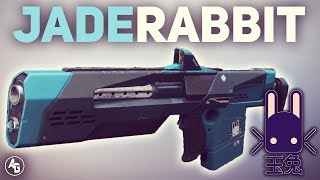 Jade Rabbit IS STILL THE BEST   Destiny 2 Exotic Scout Rifle