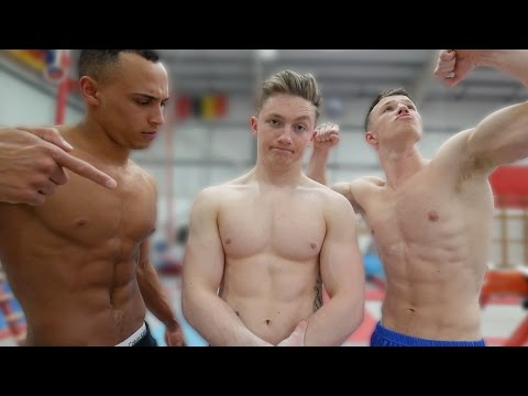 ULTIMATE GYMNASTICS CHALLENGE ep4 | Can I win one?