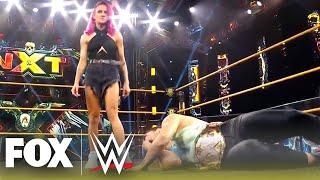 Dakota Kai betrays Raquel Gonzalez with shocking attack | NXT | WWE ON FOX