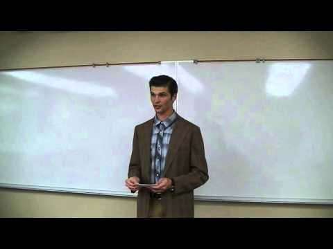 Persuasive Speech #26--We Should Use More Nuclear Power