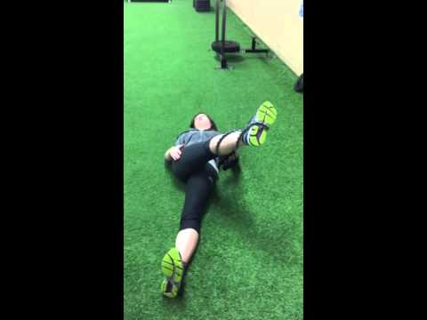 Corrective Exercise - Biceps Femoris Stretch