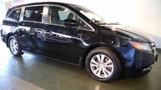 2014 HONDA ODYSSEY EX in black at Parkway Honda