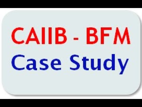 CAIIB BFM Case Study on FC Rate Calculation