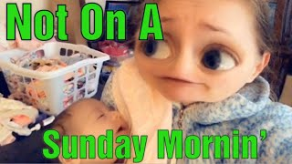 Christian Comedian / Moms Stressful Sunday Mornings