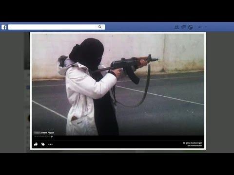 Svenska Umm Fidah startade en kvinnlig IS-brigad - Kalla fakta (TV4)