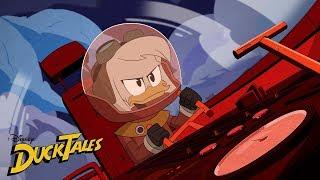 Where is Della Duck! DuckTales Disney Channel