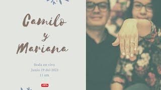 Camilo y Mariana