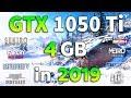 GeForce GTX 1050 Ti In 2019