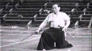 Rare Footage: Haga Junichi, Genius Swordsman of Showa Period Kendo
