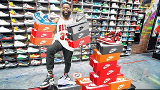 My Most Expensive Holiday Sneaker Shopping Spree!