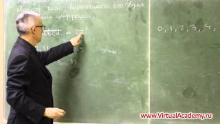 Четырёхзначное число - пример решения задачи из ЕГЭ уровня С6