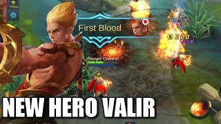 Video NEW HERO VALIR THE SON OF SAIYANS ANIMATION AND SKILLS EXPLANATION download MP3, 3GP, MP4, WEBM, AVI, FLV Juli 2018