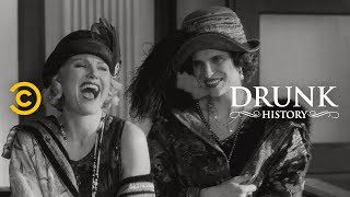 "Murderess Row Inspires the Musical ""Chicago"" - Drunk History"