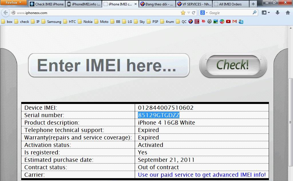 iphone 4 imei iphone 4 imei serial change phonetool 10861