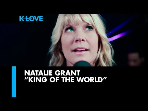 "Natalie Grant ""King of the World"" LIVE at K-LOVE Radio"