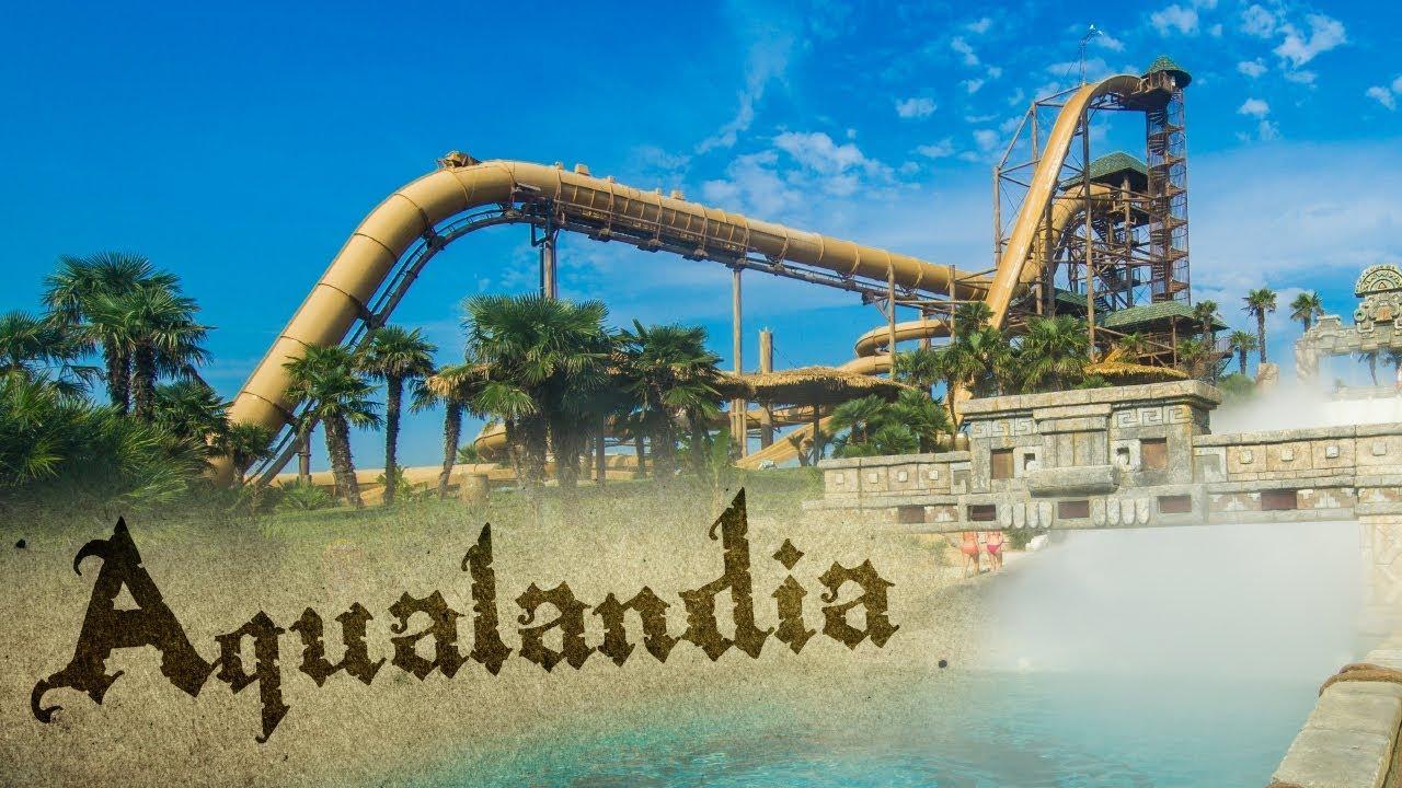 WORLDCLASS WATERPARK All Rides at Aqualandia Jesolo