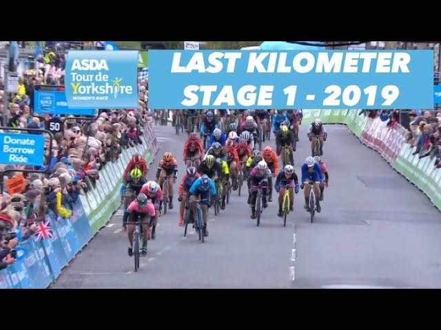 Tour de Yorkshire 2019: 1° tappa
