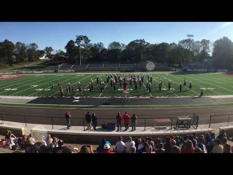 Troubadours at Coldwater Classic (Deshler High School, Tuscumbia, AL) 11/2/2019