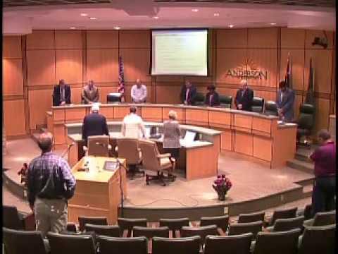 October 24, 2016, City Council Meeting
