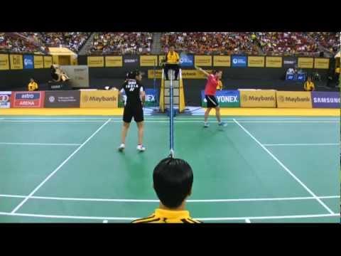 SF - WS - Saina Nehwal vs Tzu Ying Tai - 2013 Maybank Malaysia Open