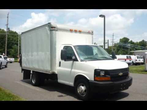 2009 Chevrolet Express 3500 Box Truck For In East Windsor Nj