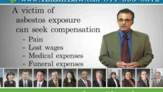 Compensation and Asbestos Claims Bakersfield Attorneys