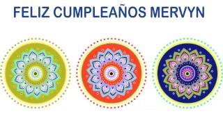 Mervyn   Indian Designs - Happy Birthday