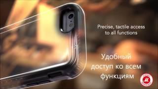 Кейс для iPhone Tech21 Patriot