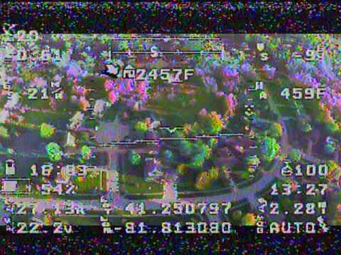 Ohio Flight Tarot 680 Pro (FPV VIEW)