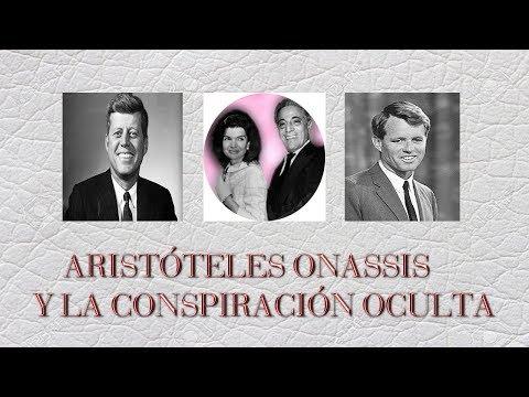 ARISTÓTELES ONASSIS Y LA CONSPIRACIÓN OCULTA