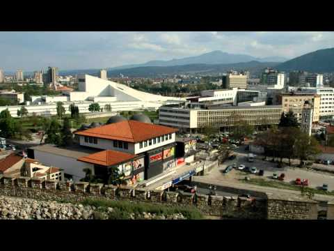 Skopje (Скопје) the capital of Republic of Macedonia by Cehulić family