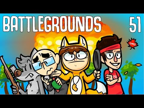 Foxman and the Boys Play: Battlegrounds - Ep. 51 - Separated