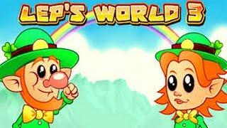 Lep's World 3 Gameplay Walkthrough Level 11-15
