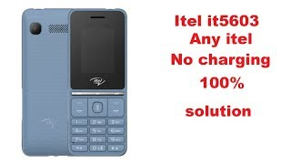Itel Keypad Mobile Reset - Education Video