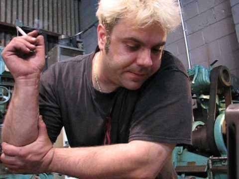 Steve explains VW Stroker and Bearings - new 2232 Turbo EFI bug motor blueprinting Apr 2008