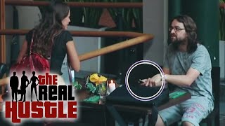 Real Life Scam: The Lost Key Fob | The Real Hustle