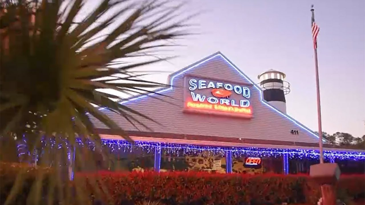 Seafood World Calabash Seafood Buffet Myrtle Beach Seafood