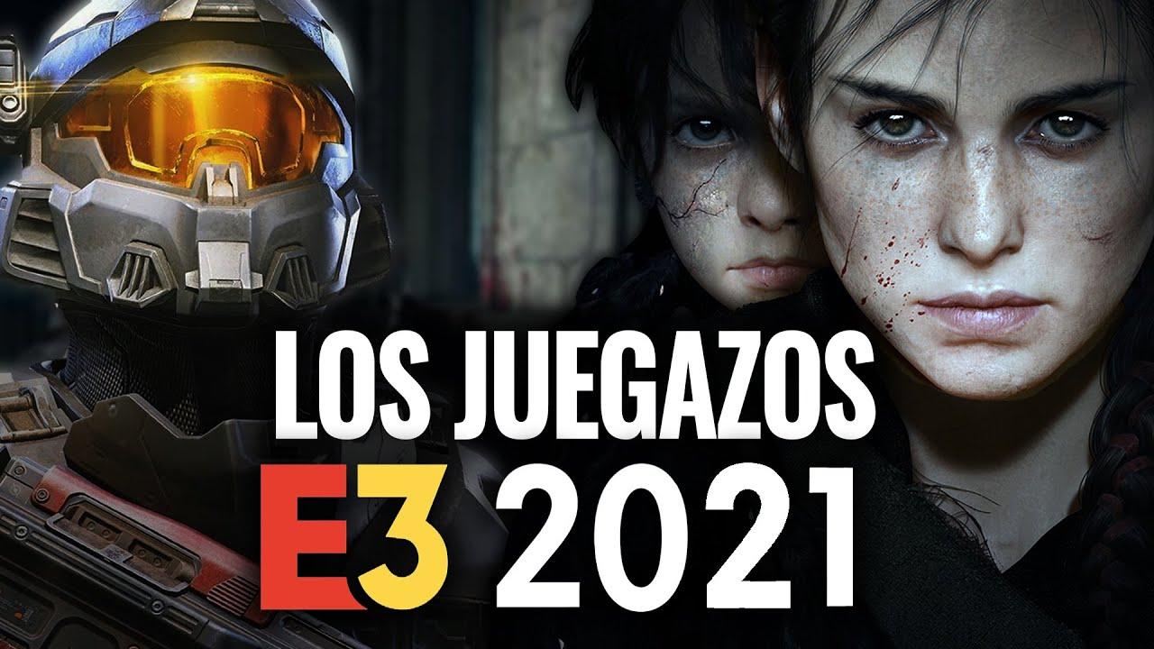 LOS MEJORES JUEGOS DEL E3 2021