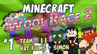 Race for the Wool w/ Yogscast Simon - Episode 1