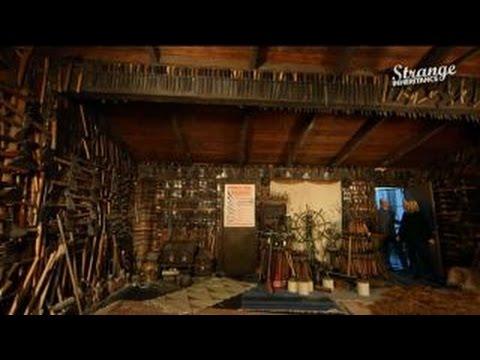 The shocking items found on the new season of 'Strange Inheritance'