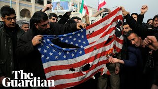 Protests sweep Iran after US assassination of top general Qassem Suleimani