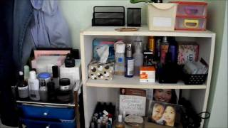 My Storage & Collection Part 4 (Beauty Shelf) Thumbnail